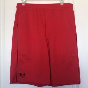 Under Armour | Shorts | Mens L | Red